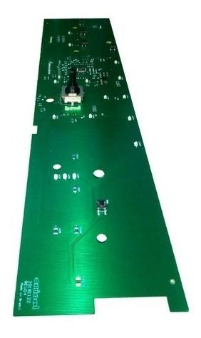 Placa Interface Brastemp Ative 9kg W10308925 Bivolt