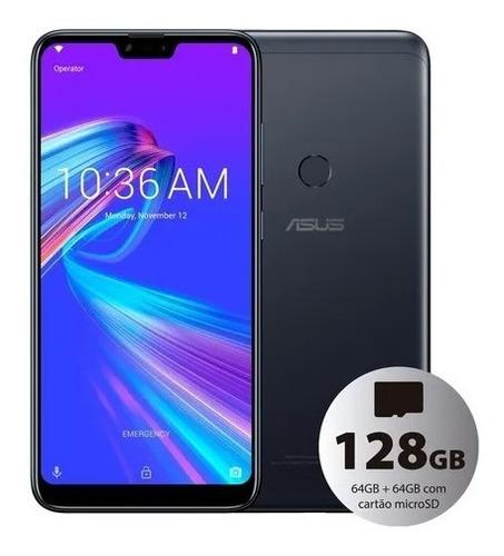 Celular Asus Zb634kl Zenfone Max Shot Plus 128gb (64gb+64gb)