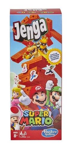 Jenga Super Mario Hasbro