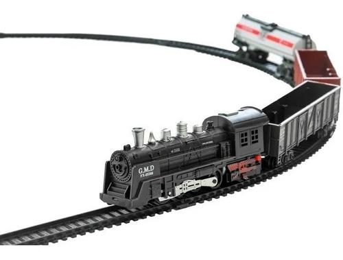 Ferrorama Rail Train Trem Eletrico Luz E Som Pronta Entrega