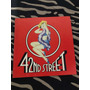 Revista Programa Show Importado Musical Broadway 42nd Street