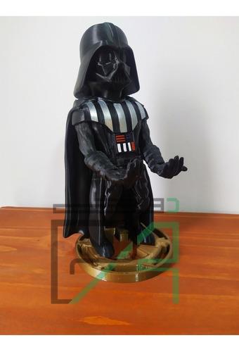 Soporte Darth Vader- Joystick Y Celular Ps4 Xbox