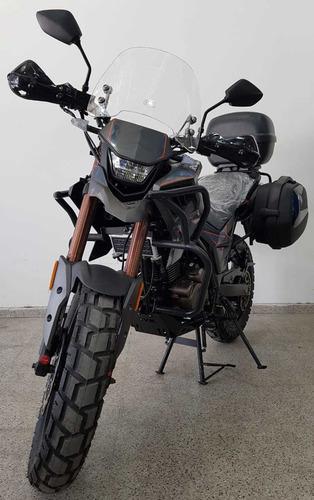 Tekken 250cc Premium Baúles/defensa/caball/cubre Carter, Puñ