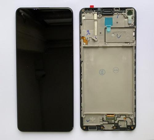 Tela Frontal Display Lcd Touch Aro A21s A217 Compatível Nova