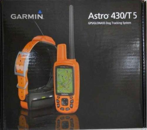 Astro 430 Garmin Gps Com Coleira T5 Gsrmin