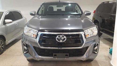 Toyota Hilux 2.8 Cd Srv 4x4 Mt Anticipo Y Saldo Financiado