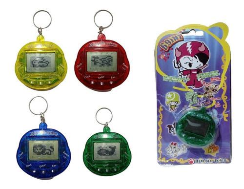 Brinquedo Bichinho Virtual Tamagoch 168 Em 1 Game Animal
