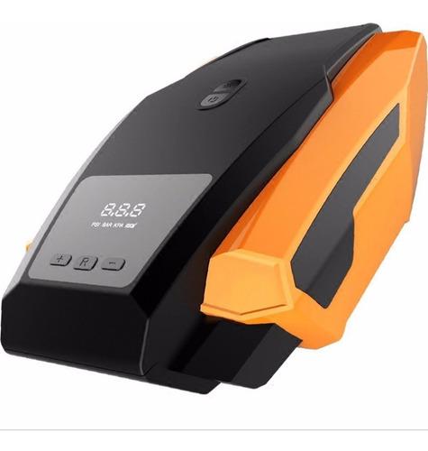 Mini Compressor Ar 12v Car Display Digital Veicular Lanterna