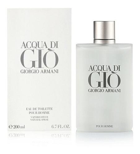 Acqua Di Gio 200 Ml Original Sellado