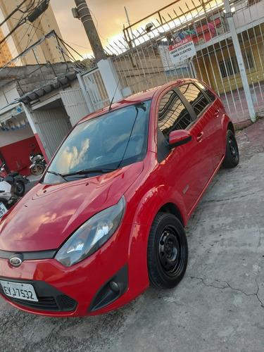Ford Fiesta 1.6 Pulse Flex 5p 2012..aceito Moto Na Troca