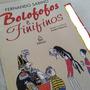 Livro Bolofofos E Finifinos