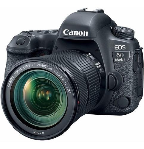 Canon 6d Mark Ii 24 105mm F/3.5 5.6 Is Loja Platinu