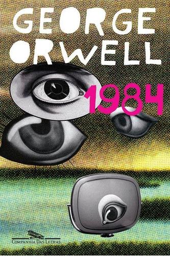 Livro: 1984 - George Orwell - Novo E Lacrado - Nf