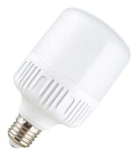 Lampada Led Bulbo Rosca E27 Luz Branca 6000k Bivolt 60w