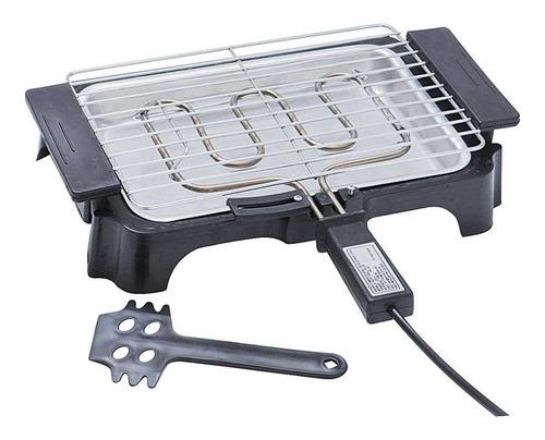 Churrasqueira Elétrica Anurb Light Grill Plus 127v Preta