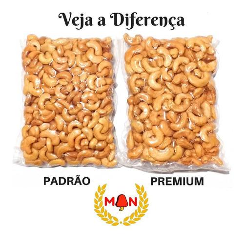 Castanha De Caju Slw1 Torrada Premium 1kg A Vácuo Promoção!