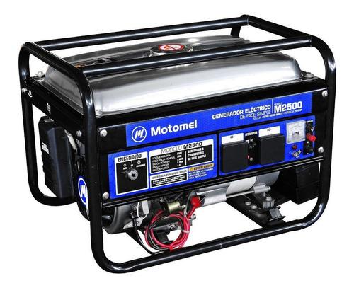 Generador Portátil Motomel M2500 2200w Monofásico 220v