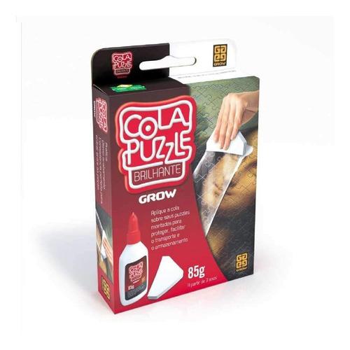 Cola Para Peças De Quebra-cabeça Brilhante 01989 Grow