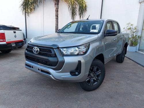 Toyota Hilux 2021 2.4 Cd Sr 150cv 4x2