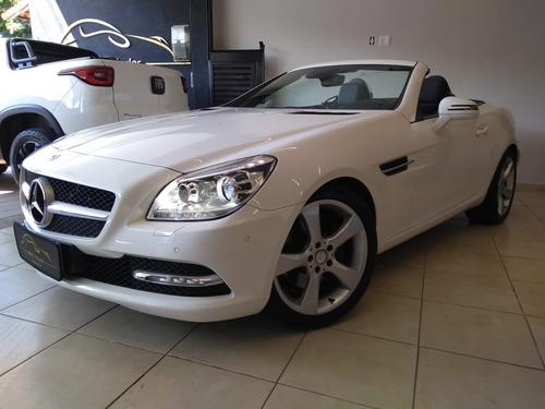 Mercedes Bens Slk 250 1.8 Cgi Aut. 2014 Com 17.600 Km