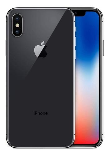 iPhone X 64gb Preto  Apple Original Vitrine Com Nfe Promoção
