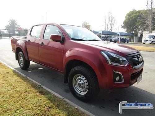 Chevrolet D-max 2.5 4x4 Dsl Dab Abs 2019 Kwbw26