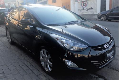 Hyundai Elantra Gls 2012 Automático Completo Teto Solar