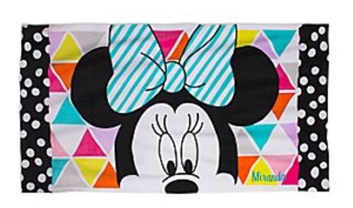 Disney Store Toalla Minnie Mouse Original Lv Importados