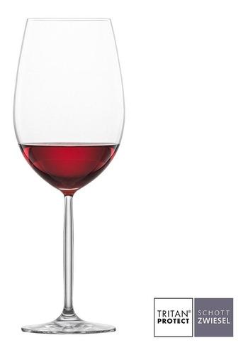 Taça Cristal Titânio Bordeaux Diva 800ml - Schott Zwiesel