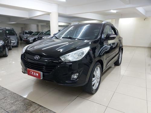 Hyundai Ix35 2.0 Mpfi Gls 4x2 16v Gasolina Automático 2012