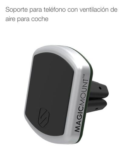 Soporte Magnetico Para Dispositivos Moviles Scosche M.m Prov