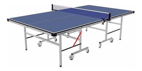 Mesa De Ping Pong Almar C18 Azul