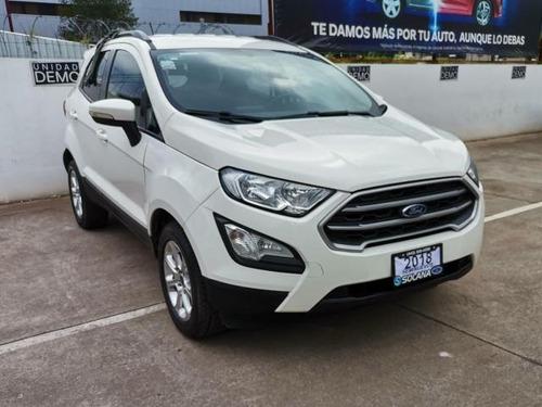 Ford Ecosport  5p Trend L4/2.0 Aut
