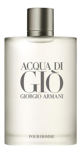 Giorgio Armani Acqua Di Giò Eau De Toilette 200ml Para  Hombre
