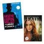 Kit 2 Livros Fate A Saga Winx Lupin Arsene Ladrao Casaca
