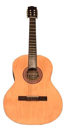 Guitarra Criolla Clásica Gracia M1 Natural