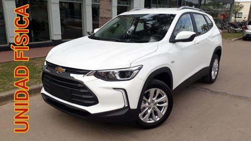Nueva Chevrolet Tracker Ltz 1.2t At Financiada