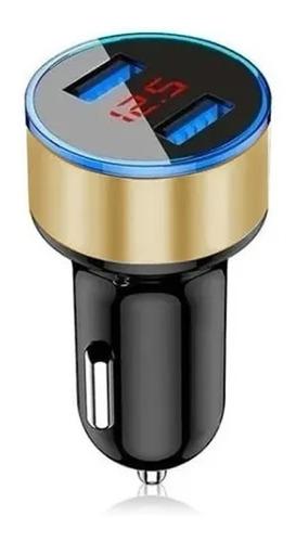 Carregador De Carro 3.1 Universal Super Charge Dual Usb
