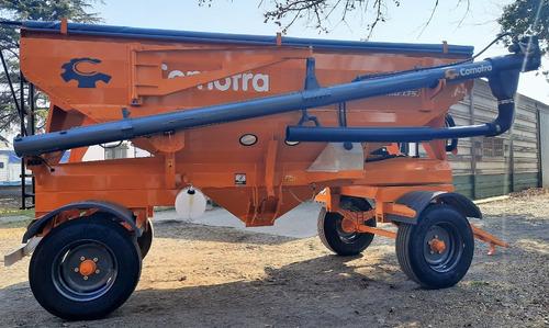 Tolva Para Semillas Y Fertilizantes 12.000 Lts