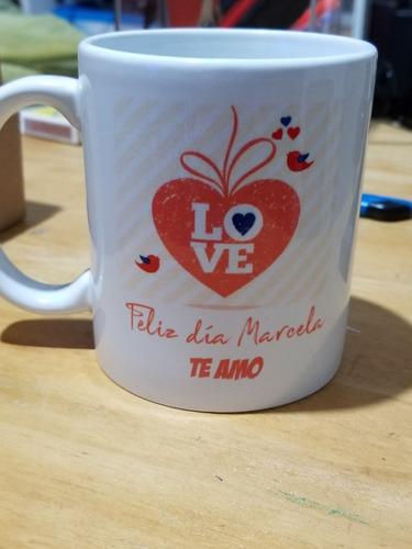 Taza Sublimada De Ceramica Personalizada Souvenirs