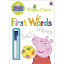 First Words Practise With Peppa Pig Wipe clean