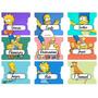 Abas Para Bíblia Índice Adesivo Bible Journaling | Simpsons