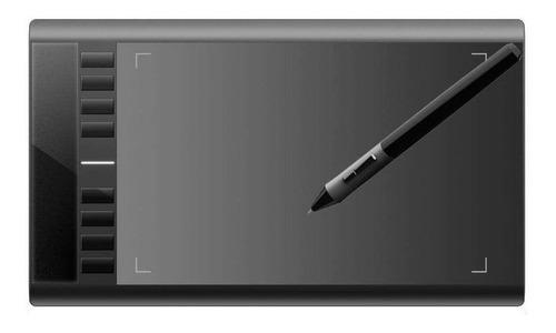 Tableta Gráfica Ugee  M708 Black