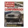 Motor Show Nº257 Ford Ranger Blazer Ecosport S10 Sertões