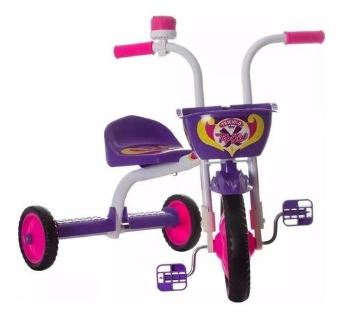 Velotrol Triciclo Infantil Ultra Bikes Top Boy / Girl