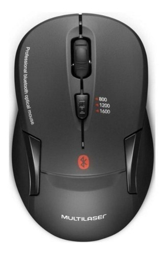 Mouse Multilaser  Mo254 Negro