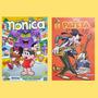 Kit Mix 20 Gibis Turma Da Mônica E Disney / Sem Repetições.