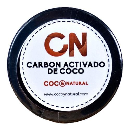 Carbón Activado De Coco 30gms - - Unidad a $20000