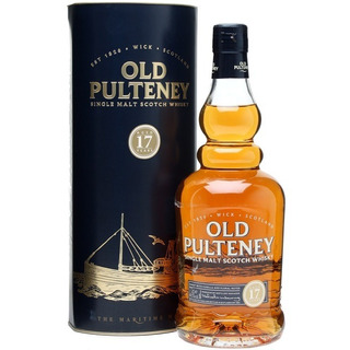 Dia Del Amigo Whisky Old Pulteney 17 Años Single Malt C/lata