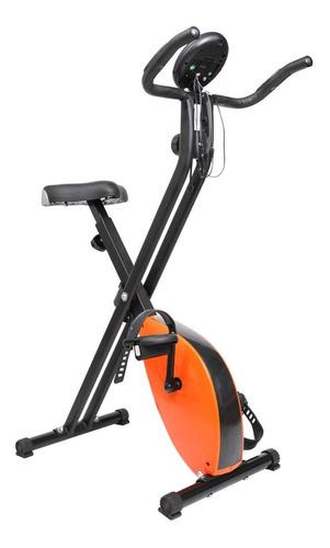 Bicicleta Academia Ergometrica Vertical De Exercícios Pernas